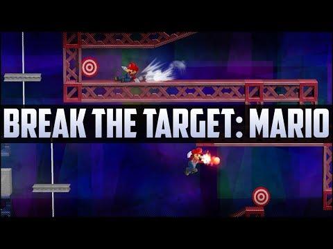 Break The Target : Mario - Armada's Personal best!