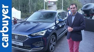New SEAT Tarraco – Paris Motor Show 2018 – Carbuyer