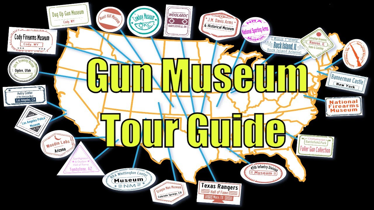 Patreon Book Review - Gun Museum Tour