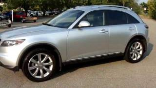 2008 Infiniti FX35 FX 35 Used Car Review n Tour at 99k Miles