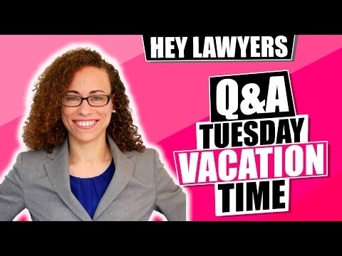q&a-tuesday:-vacation-time?!