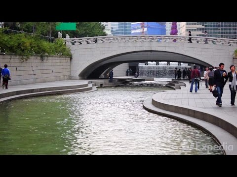 Cheonggyecheon Stream Vacation Travel Guide | Expedia