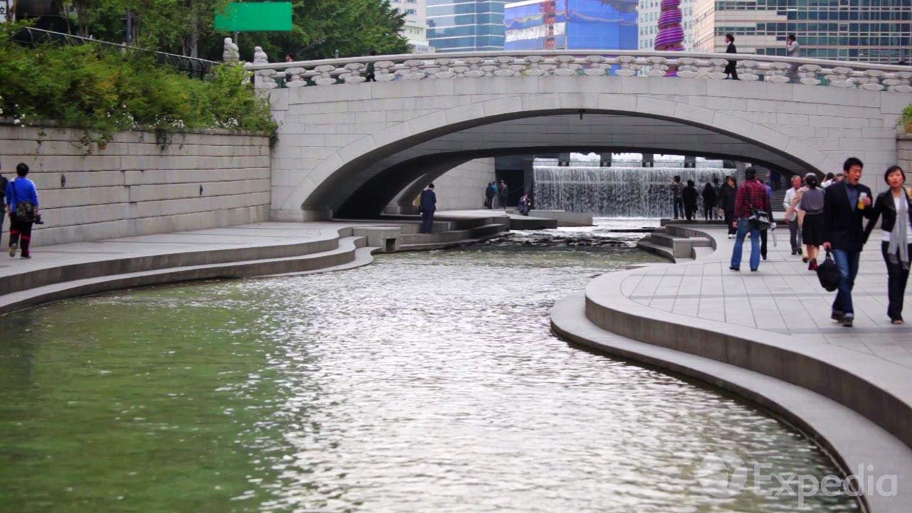 Cheonggyecheon Stream Vacation Travel Guide | Expedia