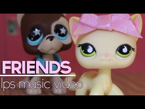 LPS - Friends - Music Video (Marshmello & Anne-Marie) - FRIENDZONE ANTHEM