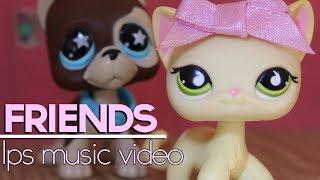 LPS - Friends - Music Video (Marshmello & Anne-Marie) - FRIENDZONE ANTHEM