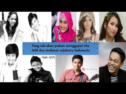 Indonesia Jaya - Fatin & Friends