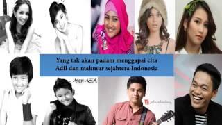 Indonesia Jaya - Fatin & Friends
