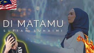 SUFIAN SUHAIMI Di Matamu MP3 INDIAN REACTION TO MALAYSIAN MV