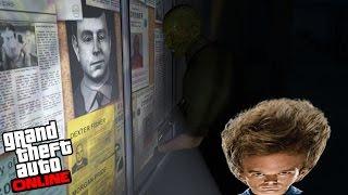 GTA V - Online - Dexter Morgan no GTA 5 ! Melhor Série! EASTER EGG PERFEITO