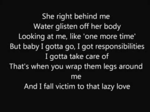 Ne-Yo Lazy Love Lyrics