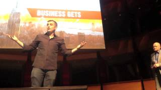 How to Use Social Media in a Business - Dave Ramsey Business Event