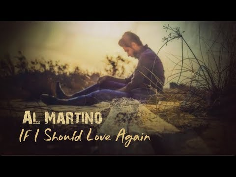 If I Should Love Again - Al Martino (with Lyrics)