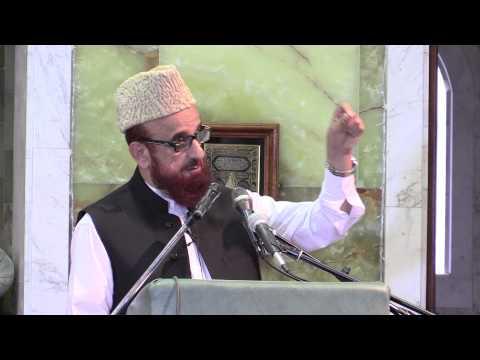 Sunni Conference  Sun 30.08.2015 Mufti Munibur Rahman Pakistan