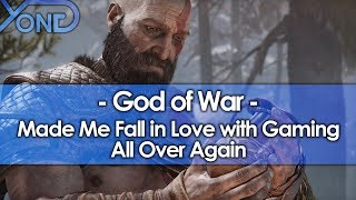 God of War Made Me Fall in Love with Gaming All Over Again