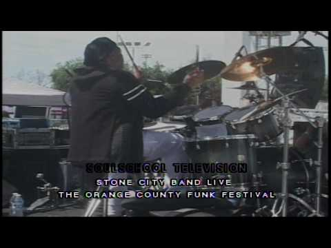 Soul School Television - Stone City Band, LIVE at the Orange County Funk Fest 2017