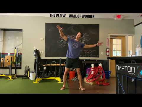How to Mobilize the Thoracic Spine While Standing to Improve Your Discus Throws
