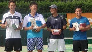 150620 McLachlan/Kibi vs Onozawa/Watanuki in Finals of the 2015 ITF Akishima Int'l in Japan