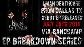 Hunt The Dinosaur- Self Titled EP Breakdown Series (New 2014)