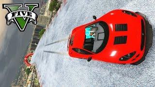 GTA V Online: WALLRIDE COM NEVE!!! - RÁPIDO ao EXTREMO
