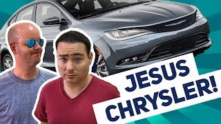 2016 Chrysler 200 UNBOXING Review -  Is Discontinuing It A Mistake?