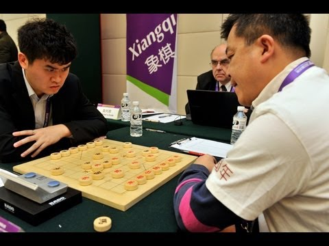 2012 - World Mind Games Xiangqi - Day 6