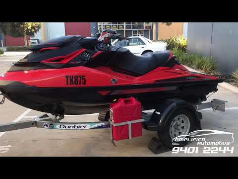 Amplified Automotive: Seadoo jetski - Kicker marine audio system