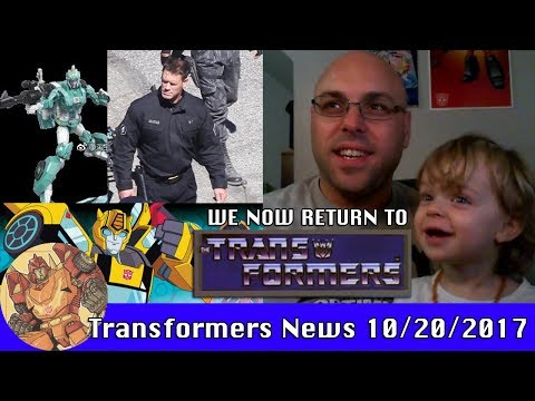 Transformers News - We Now Return to the Transformers