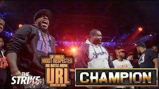 CHAMPION | K SHINE VS AVE - THE STRIKE 2.5 - FULL EVENT RECAP - PART 2 - SMACK/URL