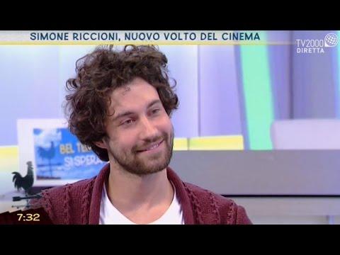 Simone Riccioni, nuovo volto del cinema