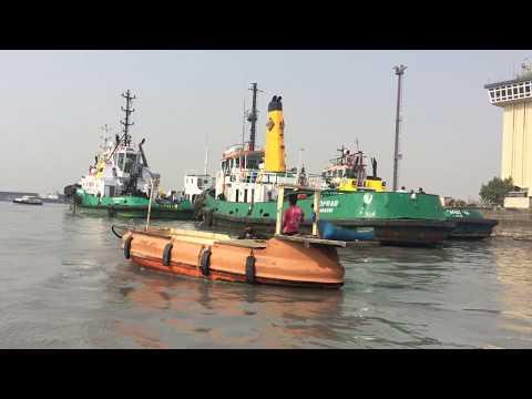 KPT Karachi Port Trust Visit of Sea