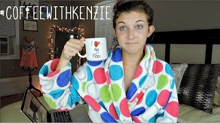How I Started YouTube?, Identity Crisis? #CoffeeWithKenzie Thumbnail