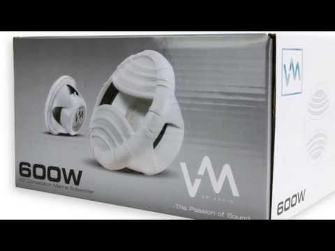 VM Audio 10-Inch Competition Marine Subwoofer | EXMW10