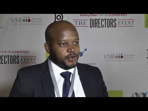 The Directors Event 2016 – Ron Derby, Editor, Business Times