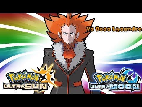 Pokemon UltraSun & UltraMoon - Team Flare Boss Lysandre Battle Music (HQ)