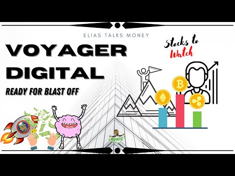 Voyager Digital Ready for Blast Off? | May/June Update