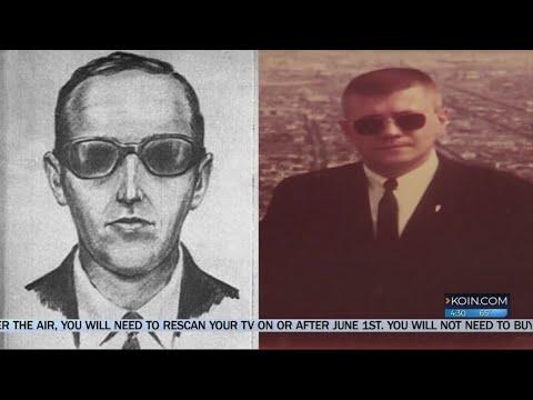 Book: Hijacker DB Cooper lived until 2014