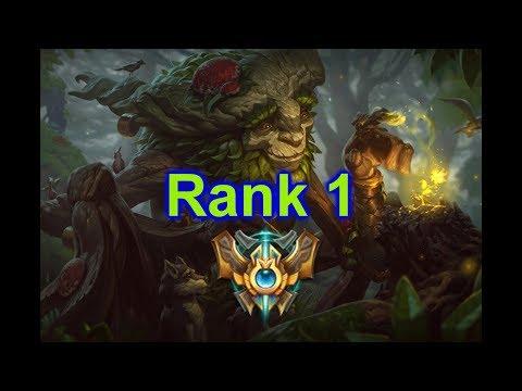 How an Ivern main Hits rank 1 in NA
