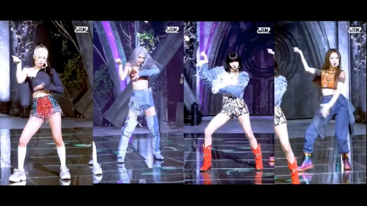 [Dance comparison mirrored] Lisa vs Jisoo vs Jennie vs Rose | BLACKPINK 블랙핑크 'How you like that'