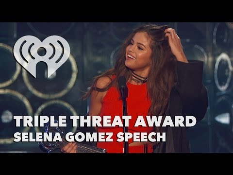 Selena Gomez Wins the Triple Threat (Sing/Dance/Act) Award | Exclusive