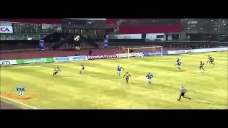 Bk Hacken vs Djurgården IF ( El Kabir 2Goals )