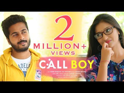 Call Boy Telugu Short Film 2018    Directed By Saadhu Sampath