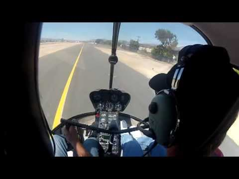 Helicopter Flight Lesson #2 - Robinson R-22 Beta w/ Full Comms