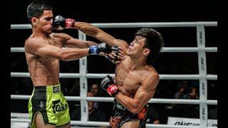 FULL FIGHT - Nguyễn Trần Duy Nhất đánh đối thủ ngất xỉu giữa sàn đấu | Muay Thái | ONE Championship