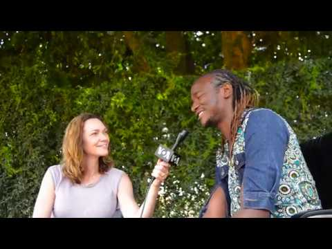 Heather Maxwell speaks with Jah Prayzah in Harare - Music Time in Africa