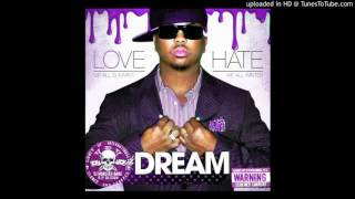 The Dream I Luv Your Girl Chopped DJ Monster Bane Clarked Screwed Cover