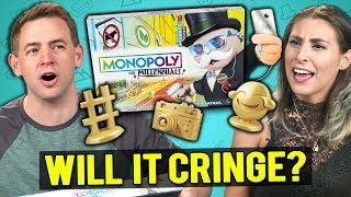 Millennials React To Millennial Monopoly (WILL IT CRINGE?)