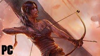 Tomb Raider (2013) Gameplay (PC HD)
