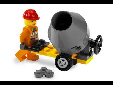 LEGO City Construction Workers Lego Toys For Kids