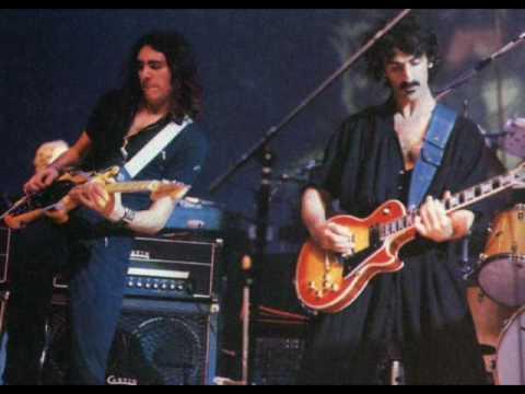Frank Zappa - Cosmik Debris (with Steve Vai guitar solo) - 1980, Salt Lake City (audio)