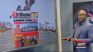 Revue des Titres de Presse avec Ahmed Aïdara du Mercredi 08 Janvier 2020